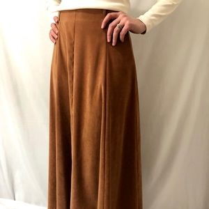 Bushwacker | Soft and Stylish Tan Skirt